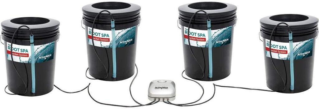 Hydrofarm DWC Bucket system